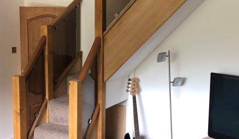 Stairs Design and Installation Loft Conversion Staircase