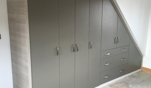 bespoke fitted wardrobes york